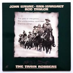 The Train Robbers (NTSC,...