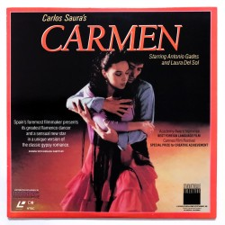 Carmen (NTSC, English)