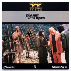 Planet of the Apes (NTSC,...