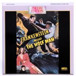 Frankenstein Meets The Wolf...