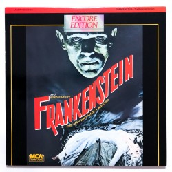 Frankenstein (NTSC, English)