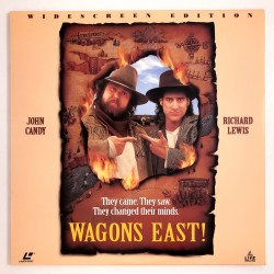 Wagons East (NTSC, Englisch)