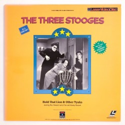 The Three Stooges: Hold...