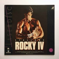 Rocky IV (PAL, German)