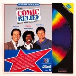 Comic Relief (NTSC, English)