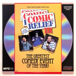 Comic Relief III (NTSC,...