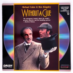 Without A Clue (NTSC, English)